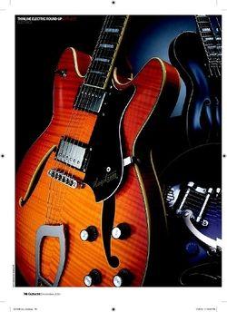 Guitarist Hagstrom Viking Deluxe