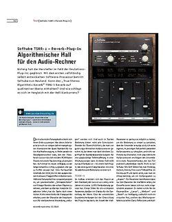 Sound & Recording Softube TSAR-1 - Reverb-Plug-In