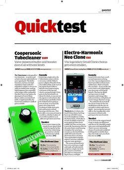 Guitarist Electro-Harmonix Neo Clone