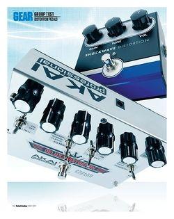 Total Guitar Boss Power Stack ST-2