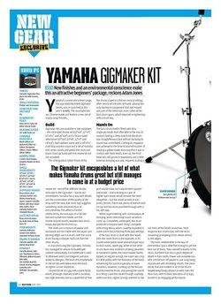 Rhythm Yamaha Gigmaker Kit