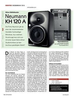 KEYS Neumann KH 120 A