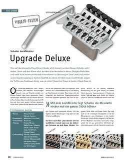 Soundcheck Test: Schaller LockMeister - Upgrade Deluxe