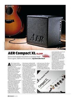 Guitarist AER Compact XL