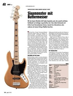 guitar gear Bass - Squier by Fender Vintage Modified Jazz Bass V MN NT