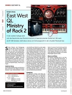 KEYS East West QL Ministry of Rock 2