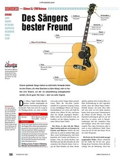Soundcheck Test: Gibson SJ-200 Reissue