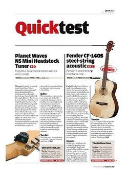 Guitarist Fender Blues Junior Mk III Ltd Edition