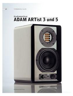 Sound & Recording ADAM ARTist 3 und 5