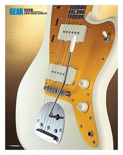 Total Guitar SQUIER J MASCIS JAZZMASTER