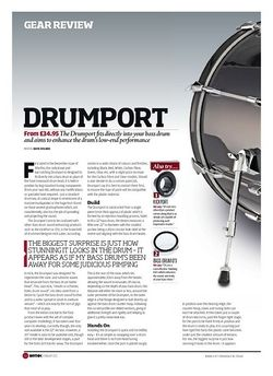 Rhythm DRUMPORT