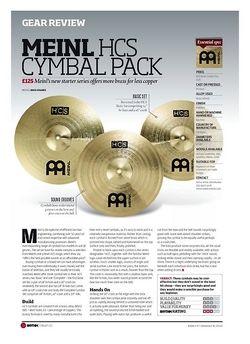 Rhythm MEINL HCS CYMBAL PACK