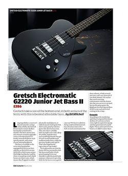 Guitarist Gretsch Electromatic G2220 Junior Jet Bass II