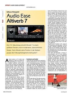 KEYS Audio Ease Altiverb 7