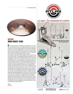 Sticks Meinl Mb8 Ghost Ride