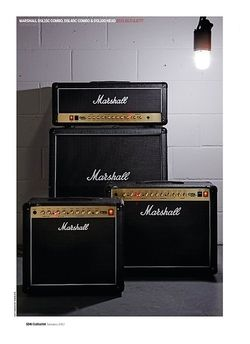 Guitarist Marshall DSL15C