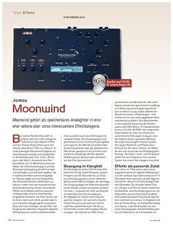 KEYS Jomox Moonwind