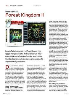 KEYS Best Service Forest Kingdom II