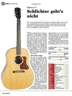 Guitar Gibson J-35