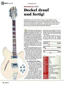 Guitar Rickenbacker 360/12