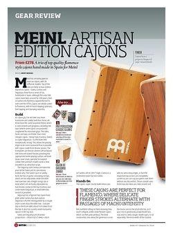Rhythm Meinl Artisan Edition Cajons