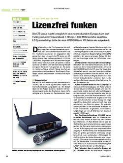 Tastenwelt LD Systems WS1G8 HHD