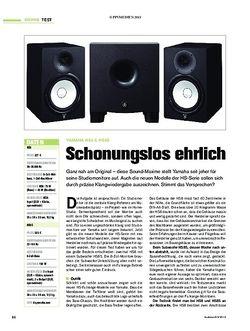 Tastenwelt Yamaha HS8 & HS8S - Schonungslos ehrlich