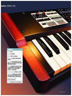 Tastenwelt Hammond XK-1c