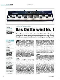 Tastenwelt Studiologic Numa Concert