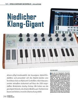 Professional Audio Arturia Minilab