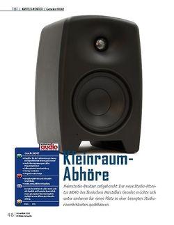 Professional Audio Genelec M040