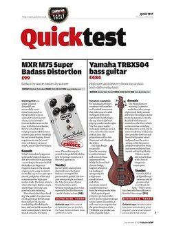 Guitarist Zoom MultiStomp MS-70CDR