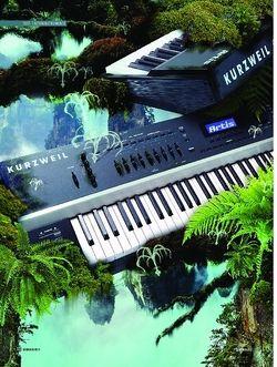 Soundcheck Kurzweil Artis