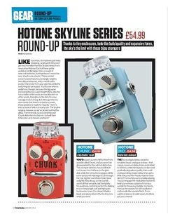 Total Guitar Hotone Trem