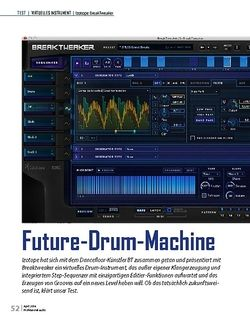Professional Audio Izotope BreakTweaker