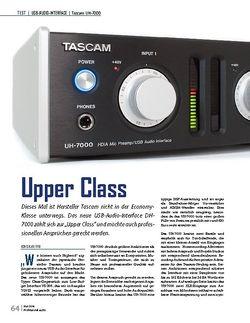 Professional Audio Tascam UH-7000