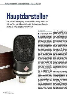 Professional Audio Neumann TLM 107