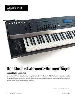 Keyboards Kurzweil Artis - Stagepiano