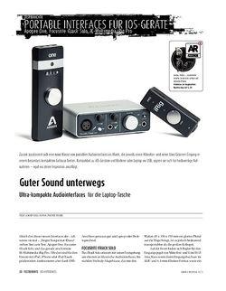Sound & Recording