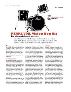 Sticks PEARL VML Vision Bop Kit