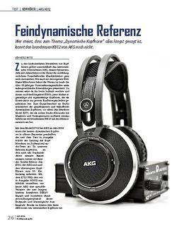 Professional Audio AKG K812