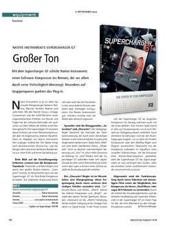 Recording Magazin Fostex HP-A4
