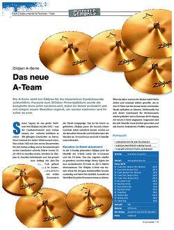 Drumheads Zildjian A-Serie