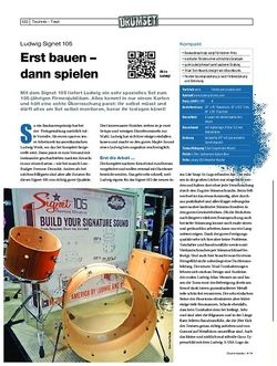 Drumheads Ludwig Signet 105