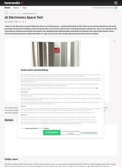 Bonedo.de sE Electronics Space