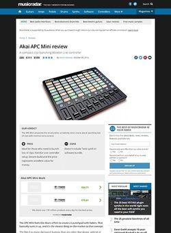 MusicRadar.com Akai APC Mini