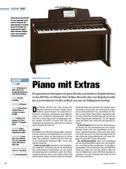 Tastenwelt Roland HPi-50e