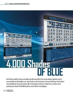 Professional Audio 4.000 Shades of BLUE