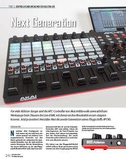 Professional Audio Akai APC40 MK2