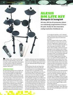 Sticks Alesis DM Lite Kit